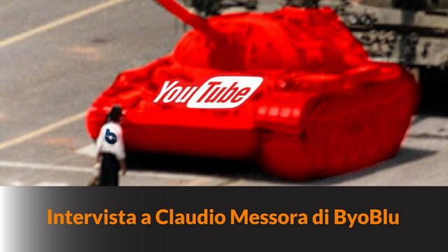 Intervista a Claudio Messora di ByoBlu
