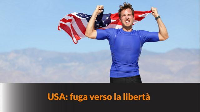 USA: fuga verso la libertà – MN #114