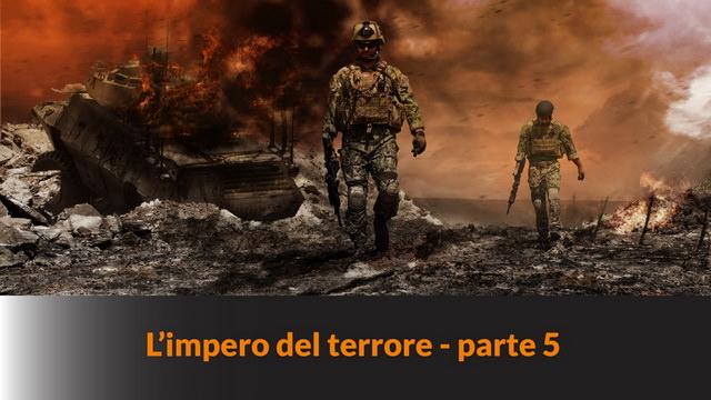 L'impero del terrore – parte 5 – insubordinazione o incompetenza? – MN #136
